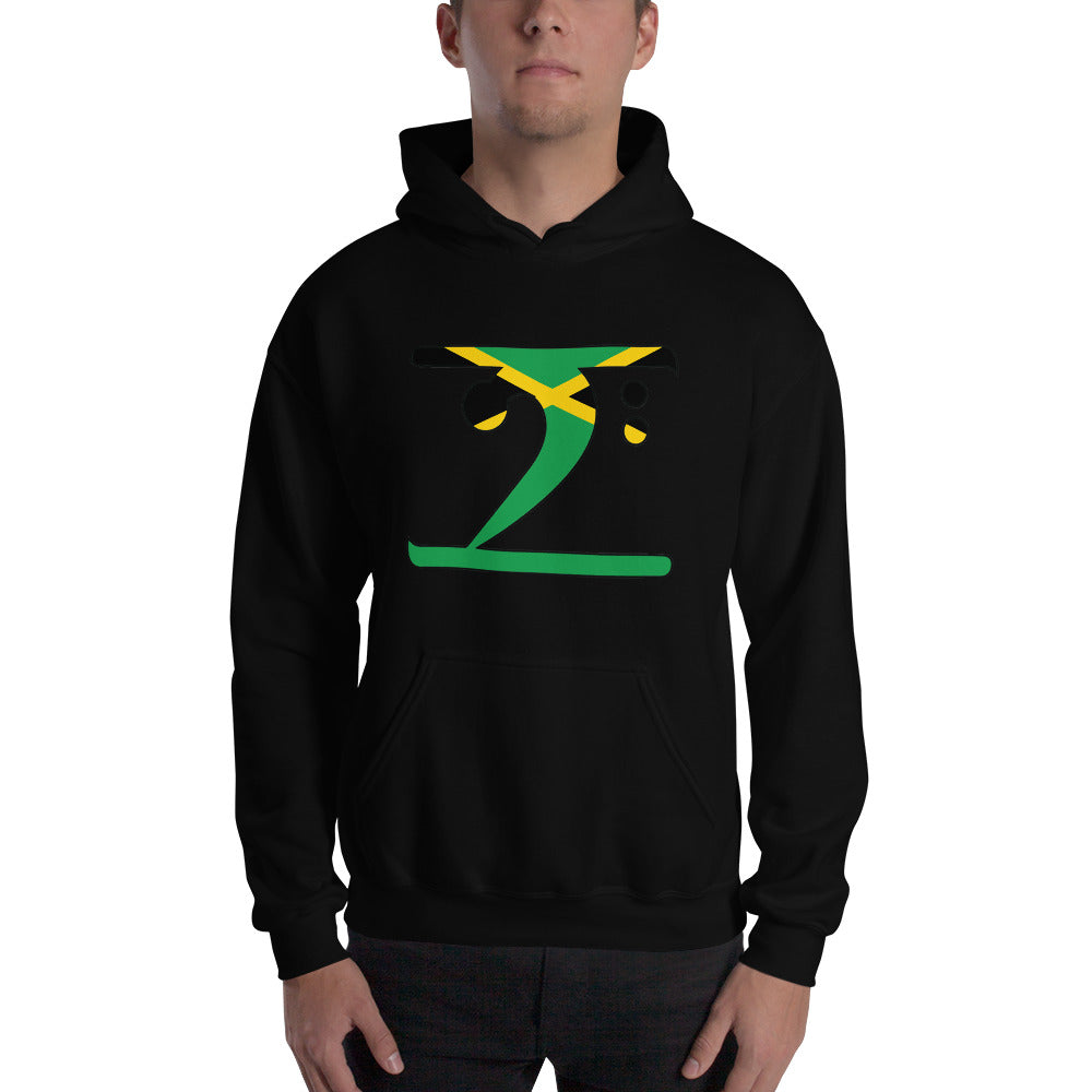 JAMAICA LBW Hooded - Lathon Bass Wear