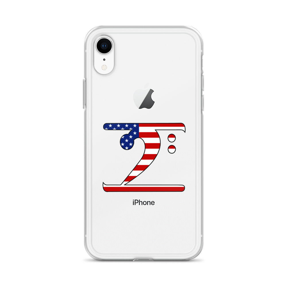 USA LBW iPhone Case