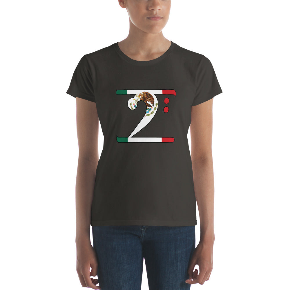 MEXICO LBW Women's short sleeve t-shirt