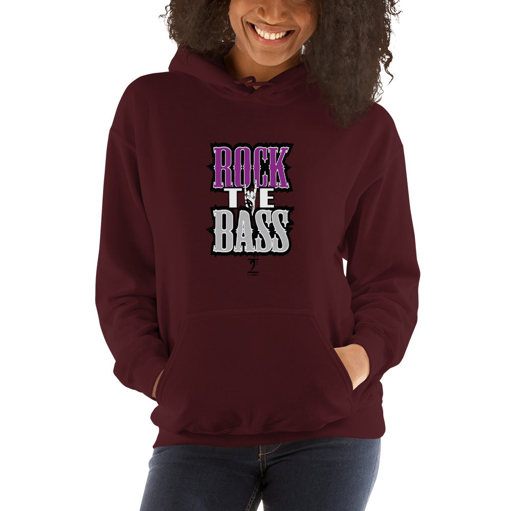 ROCK THE BASS Hooded
