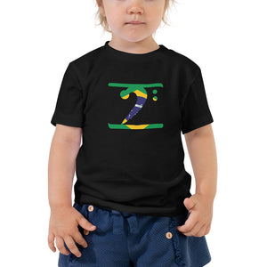 BRAZIL LBW Toddler Short Sleeve Tee - Lathon Bass Wear