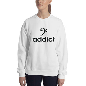 BASS ADDICT Sweatshirt - Lathon Bass Wear