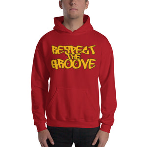 RESPECT THE GROOVE Hooded Sweatshirt - Lathon Bass Wear