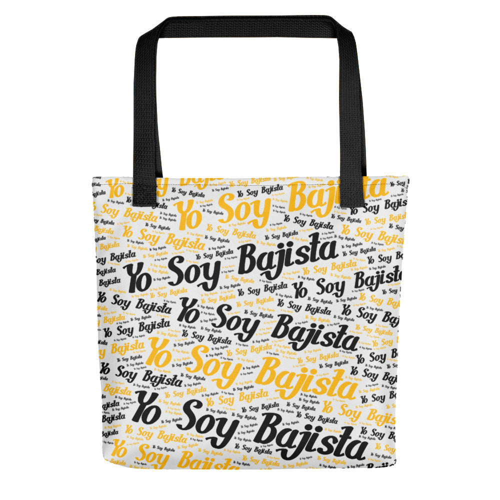 BAJISTA Tote Bag - Lathon Bass Wear