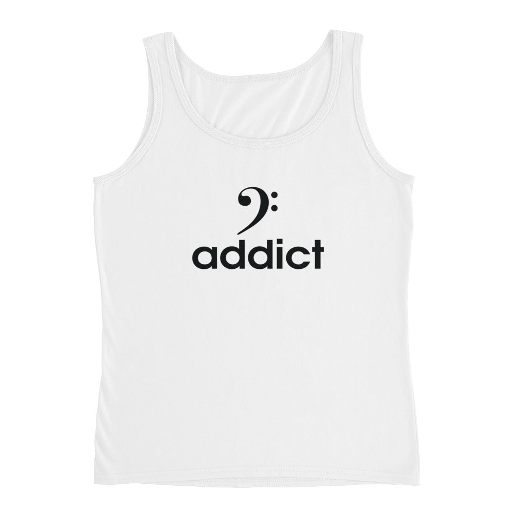 BASS ADDICT Ladies' Tank - Lathon Bass Wear