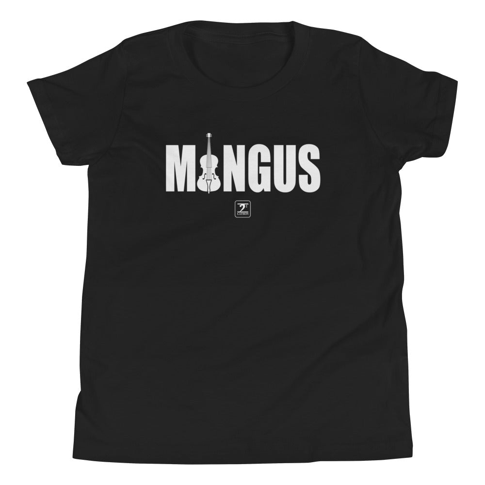 MINGUS Youth Short Sleeve T-Shirt - Lathon Bass Wear