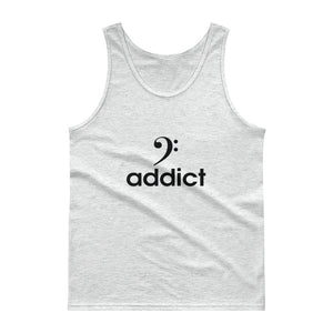 BASS ADDICT Tank Top - Lathon Bass Wear