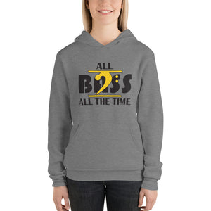 ALL BASS ALL THE TIME Unisex hoodie - Lathon Bass Wear