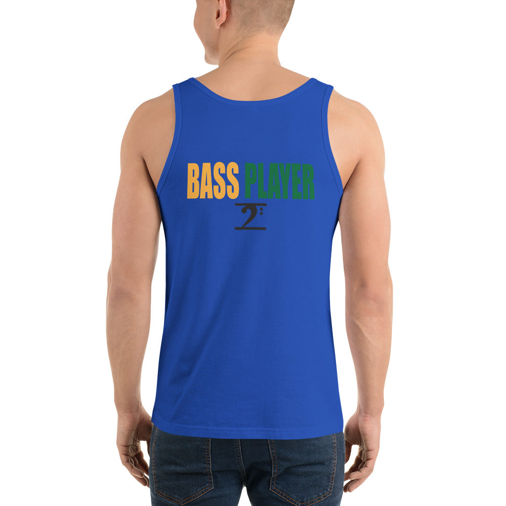 In the Band Tank Top - Lathon Bass Wear