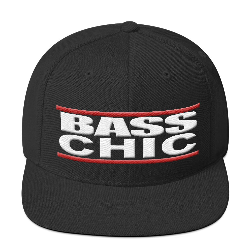 Bass Chic Snapback Hat - Lathon Bass Wear