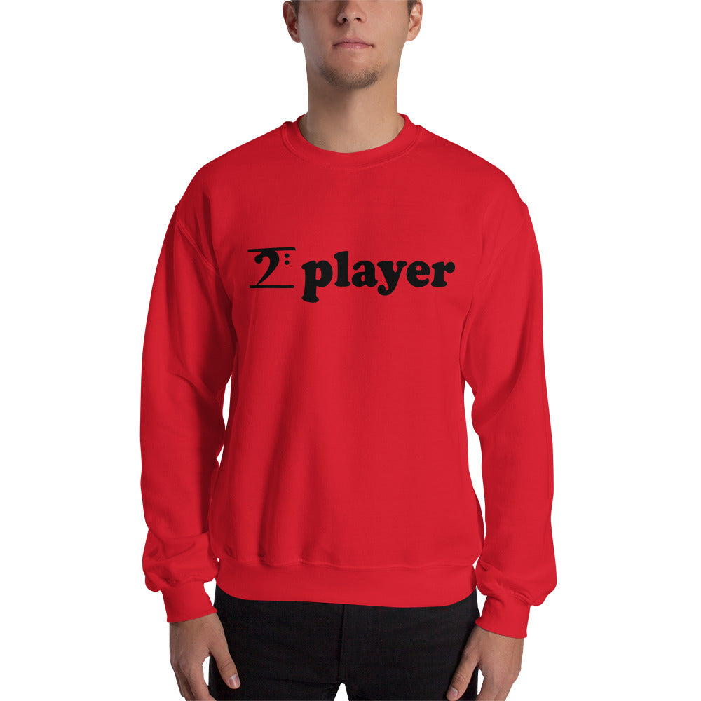 PLAYER Sweatshirt - Lathon Bass Wear