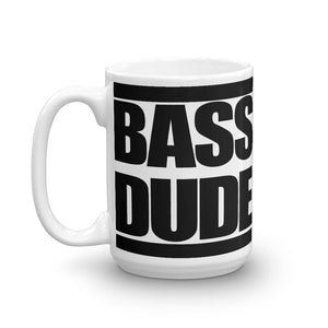 BASS DUDE MLD-7 Mug - Lathon Bass Wear