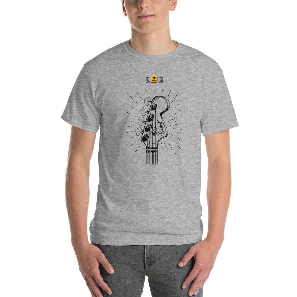 I PLAY TO THE LORD Short-Sleeve T-Shirt - Lathon Bass Wear