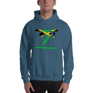 JAMAICA LBW Hooded