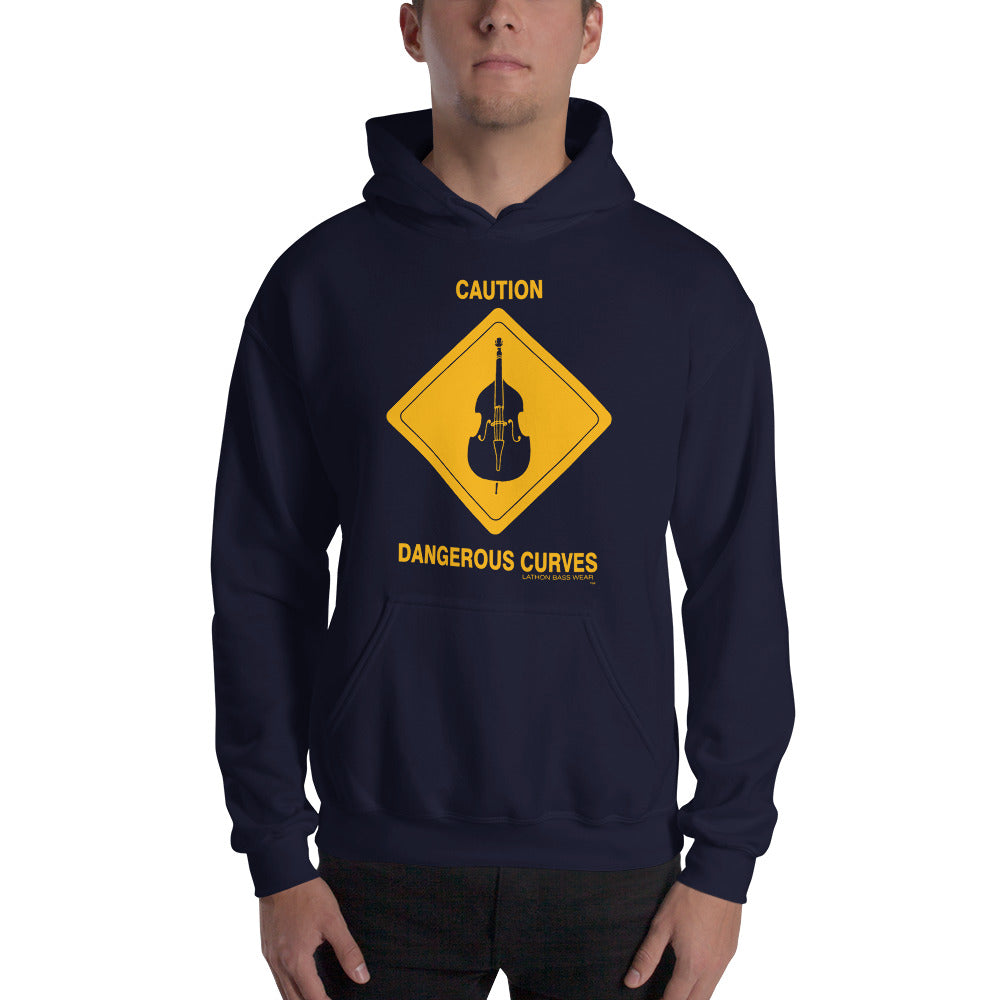 CAUTION Hooded - Lathon Bass Wear