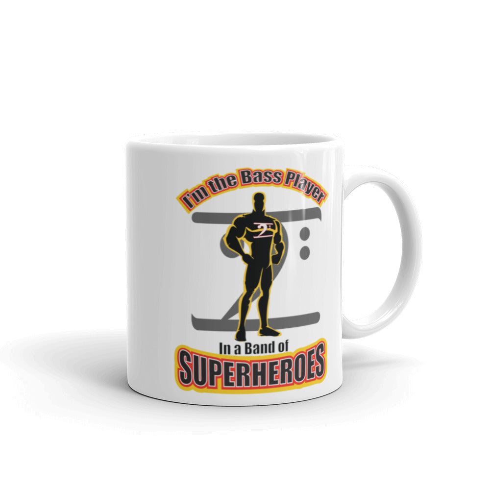 SUPERHEROES Mug - Lathon Bass Wear