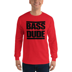 BASS DUDE MLD-7 Long Sleeve T-Shirt - Lathon Bass Wear