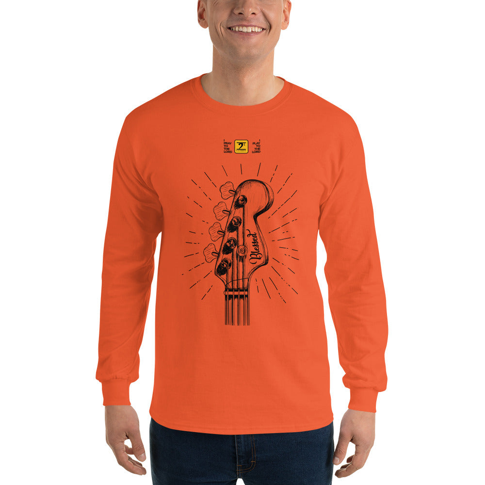 I PRAY TO THE LORD Long Sleeve T-Shirt - Lathon Bass Wear