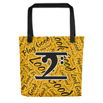 LOOK GOOD PLAY GOOD Tote Bag - Lathon Bass Wear