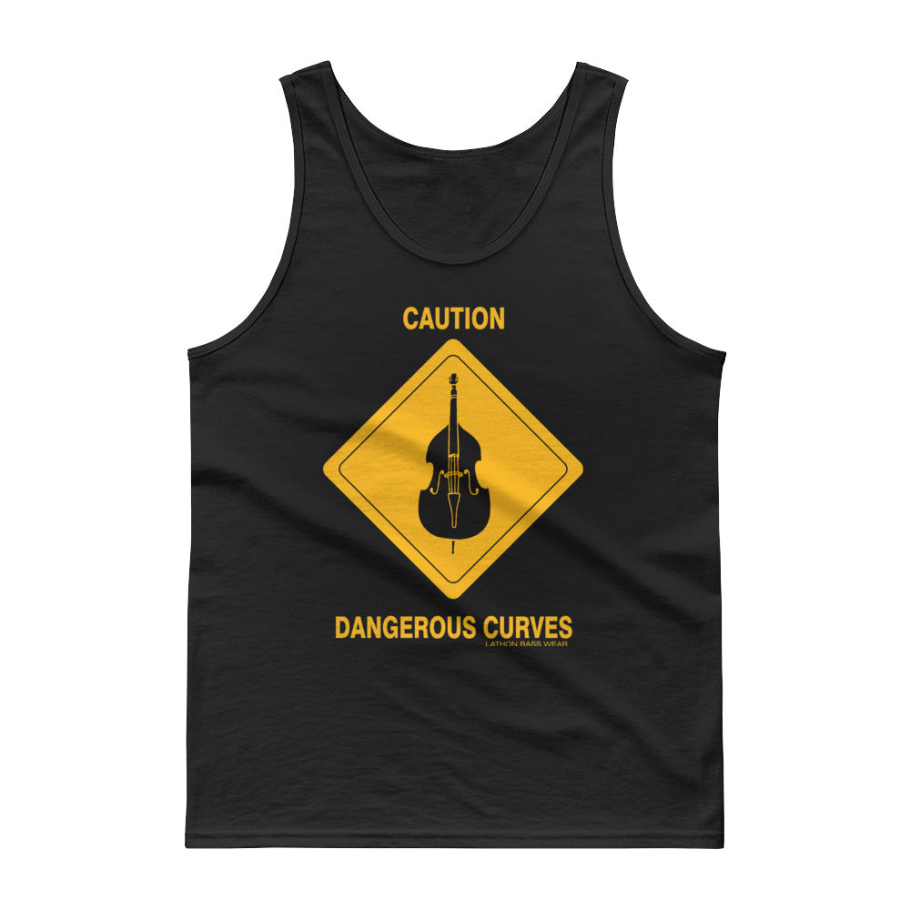CAUTION Tank top - Lathon Bass Wear