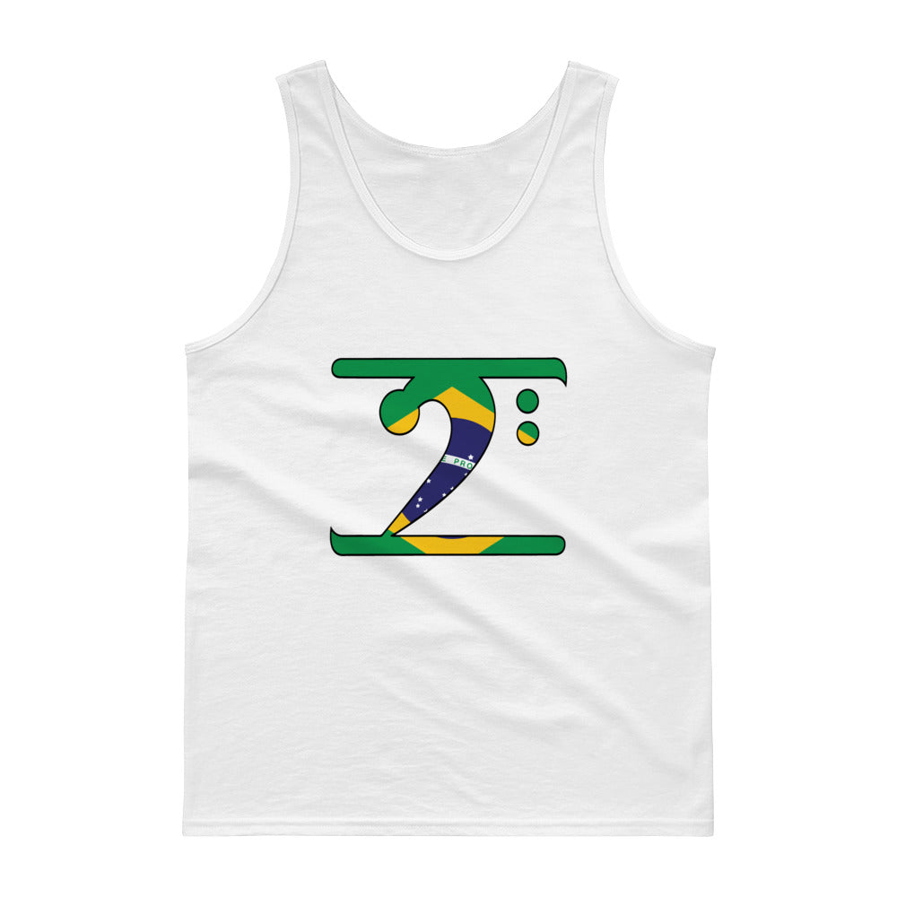 BRAZIL LBW Tank Top - Lathon Bass Wear