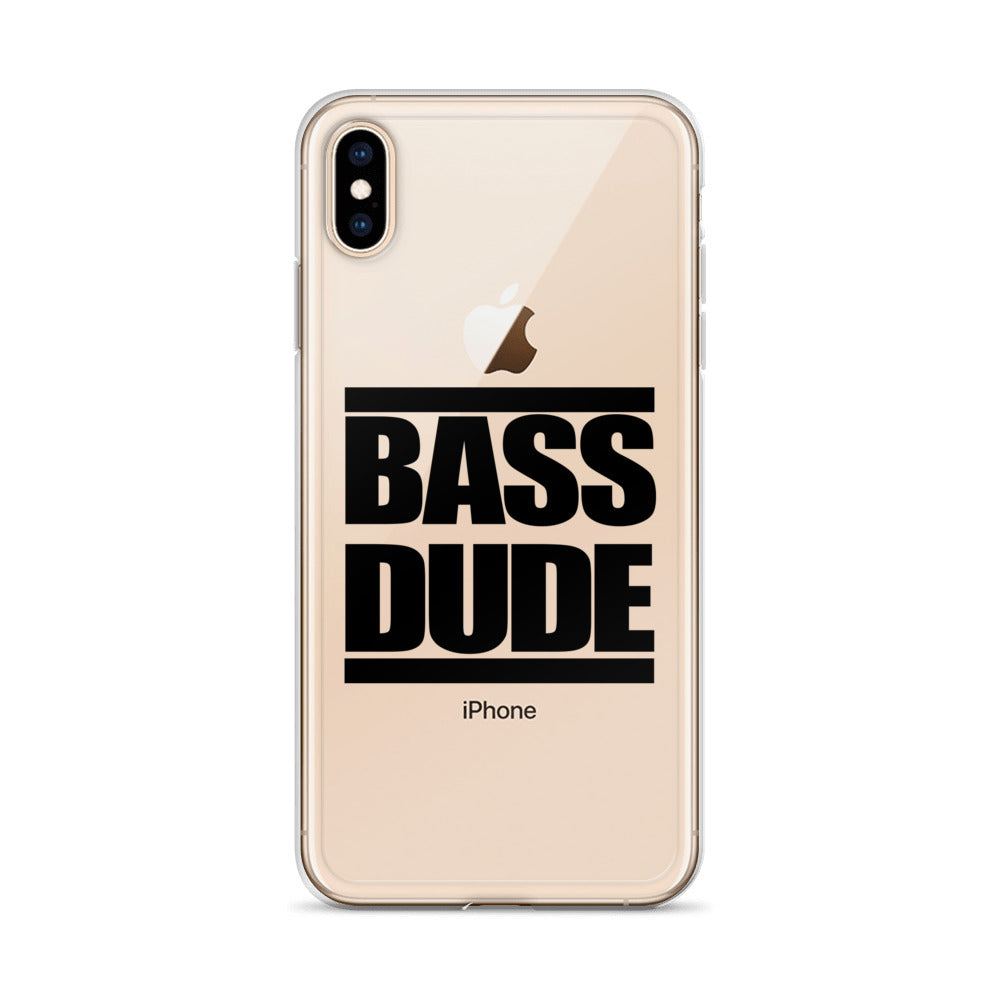 BASS DUDE MLD-7 iPhone Case - Lathon Bass Wear