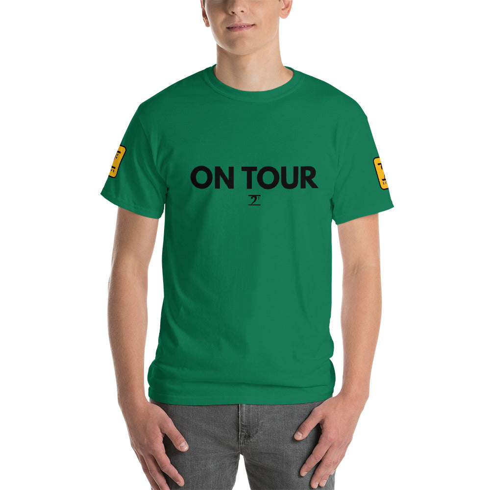 ON TOUR Short Sleeve T-Shirt - Lathon Bass Wear