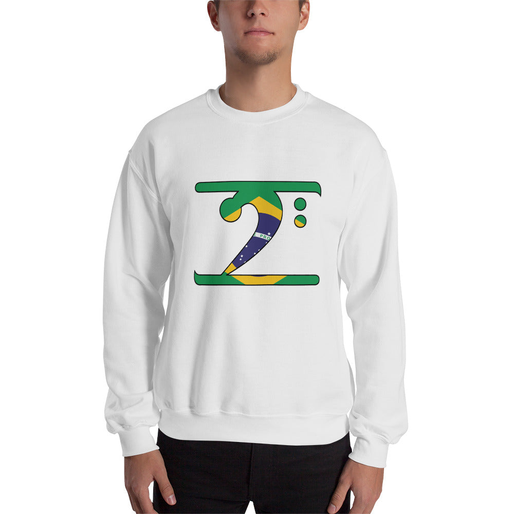 BRAZIL LBW Sweatshirt - Lathon Bass Wear