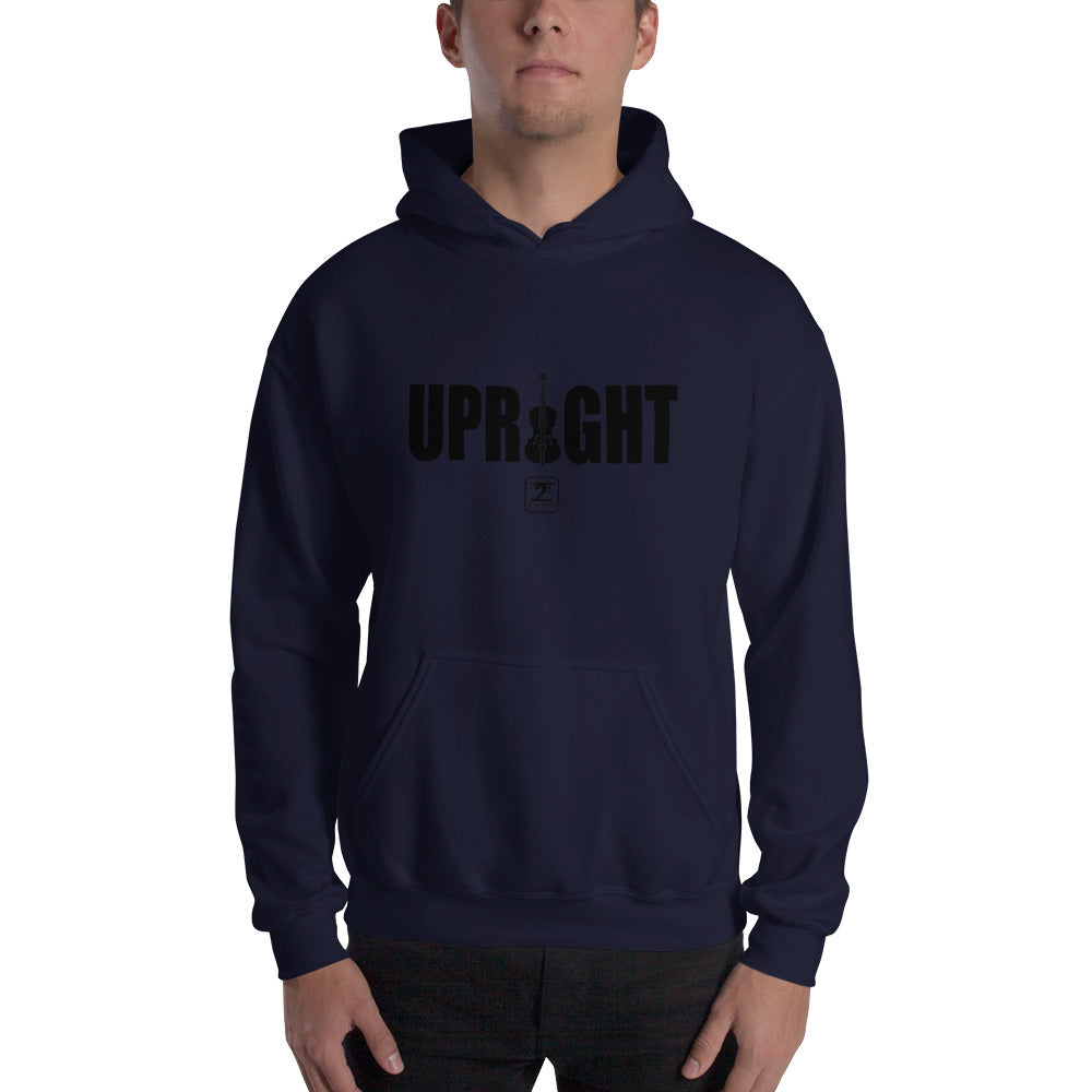 UPRIGHT Hooded