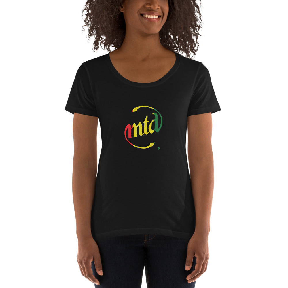 MTD Ladies' Scoopneck T-Shirt