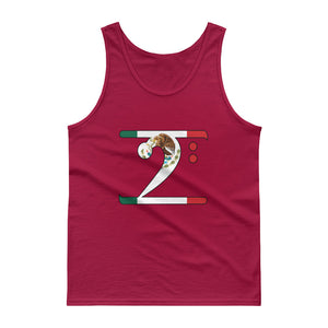 MEXICO LBW Tank top - Lathon Bass Wear