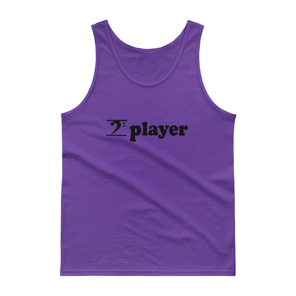 PLAYER Tank top - Lathon Bass Wear