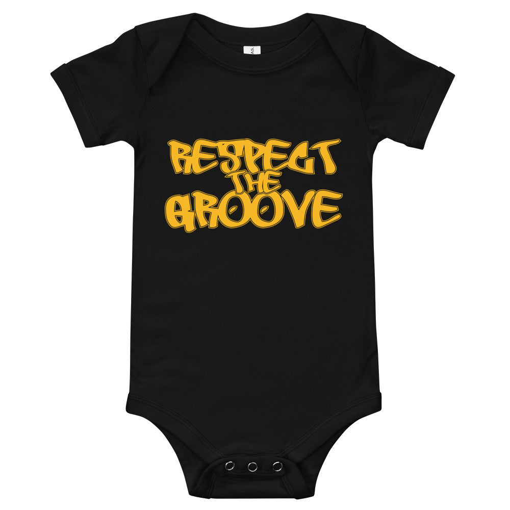 RESPECT THE GROOVE T-Shirt - Lathon Bass Wear