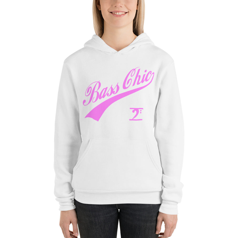 BASS CHIC w/TAIL Unisex hoodie - Lathon Bass Wear