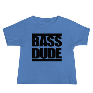 BASS DUDE MLD-7 Baby Jersey Short Sleeve Tee - Lathon Bass Wear