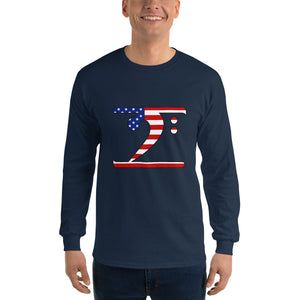USA LBW Long Sleeve T-Shirt