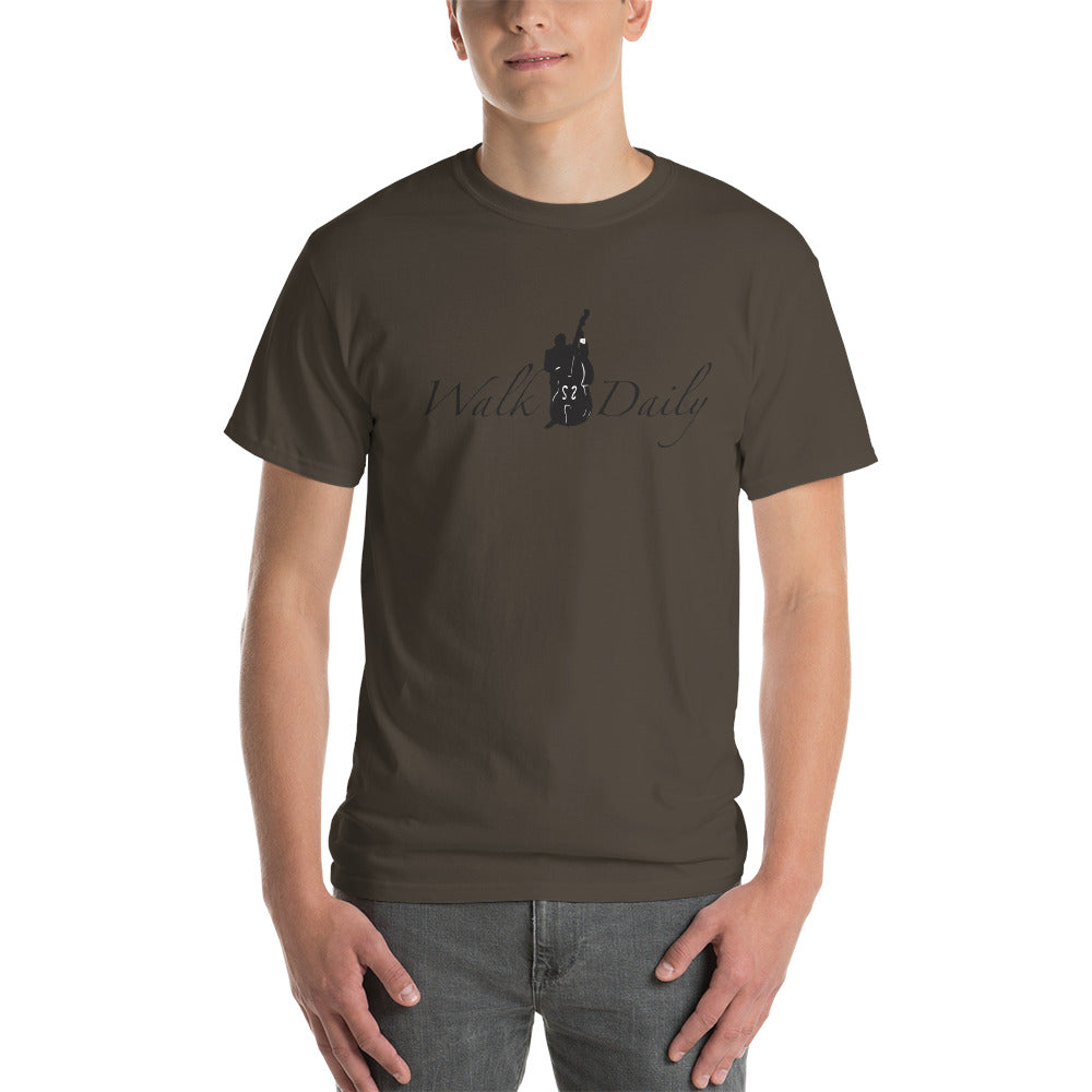 WALK DAILY Short-Sleeve T-Shirt - Lathon Bass Wear