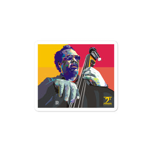 CHARLES MINGUS - LEGENDS Bubble-free stickers