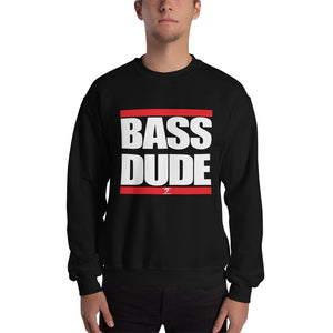 BASS DUDE Sweatshirt - Lathon Bass Wear