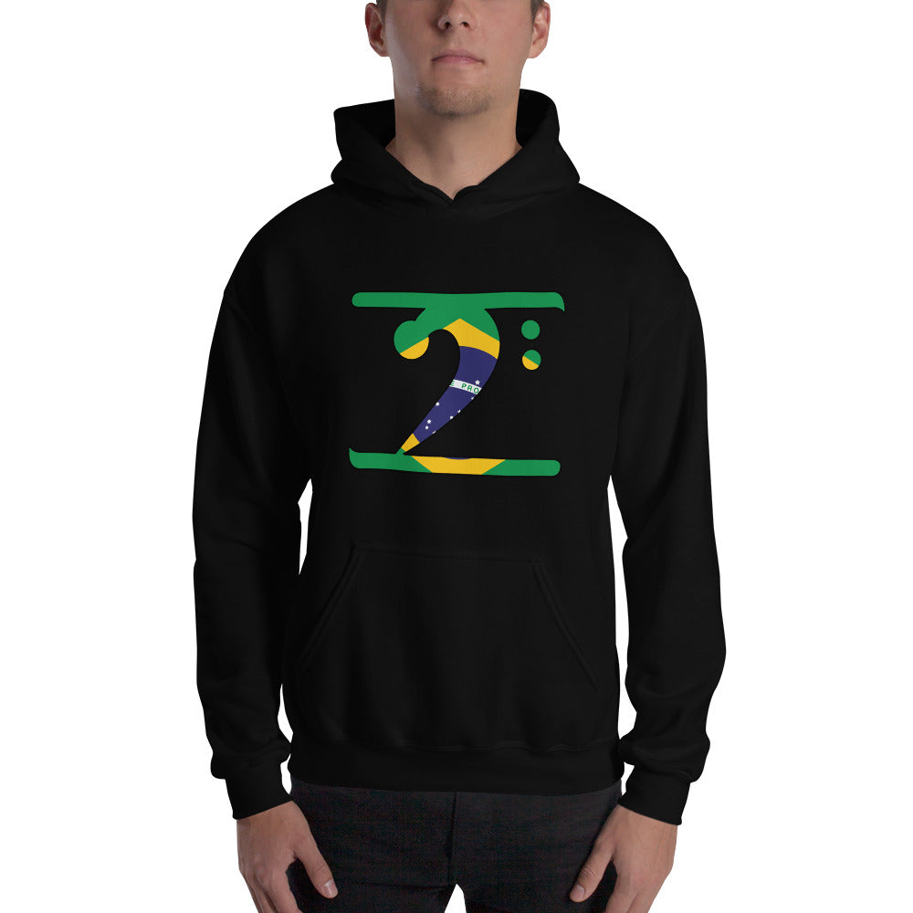 BRAZIL LBW Hooded - Lathon Bass Wear