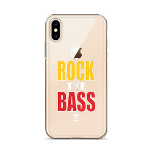 ROCK THE BASS iPhone Case