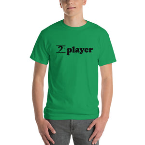 PLAYER Short-Sleeve T-Shirt - Lathon Bass Wear