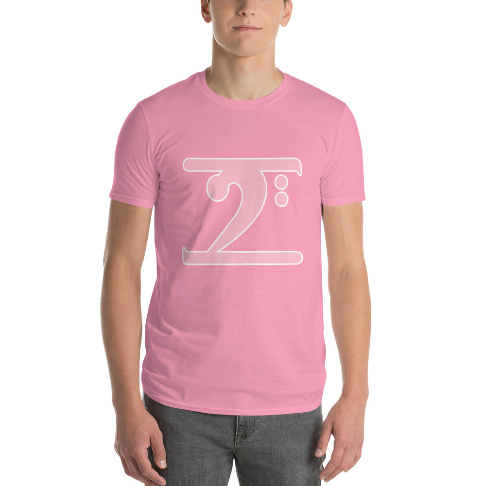 JAYMI PINK JAZZ MAN MILLARD Short-Sleeve T-Shirt - Lathon Bass Wear