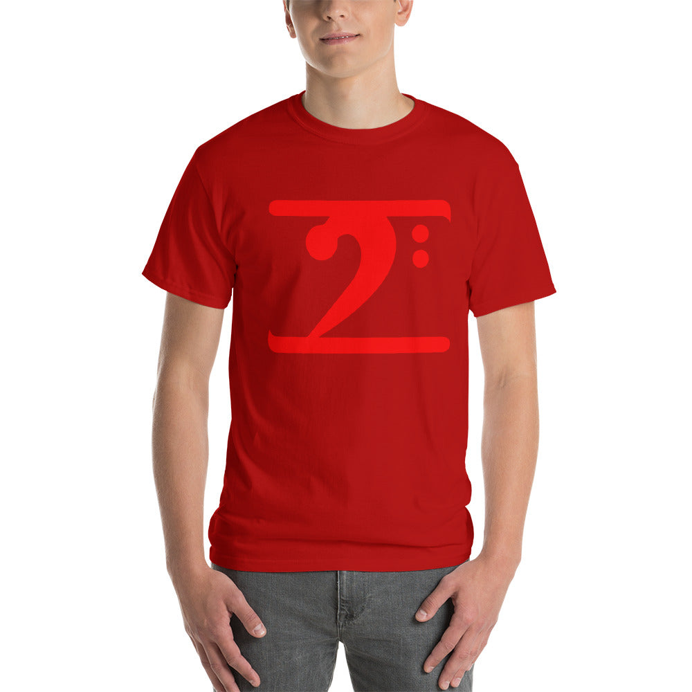 RED LOGO Short-Sleeve T-Shirt