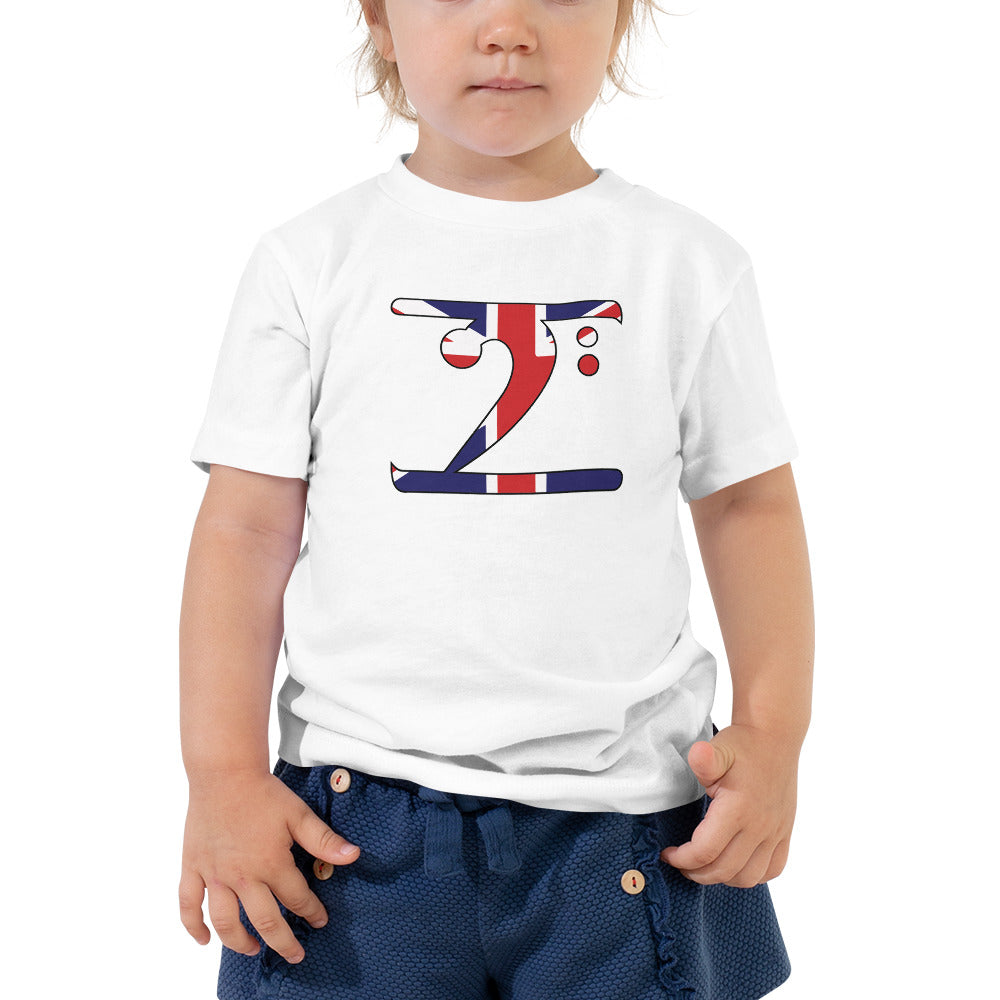 UK LBW Toddler Short Sleeve Tee - Lathon Bass Wear