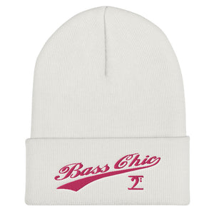 Bass Chic Cuffed Beanie Sale - Lathon Bass Wear