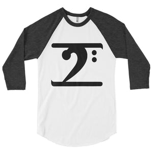 MELVIN LEE DAVIS - 3/4 sleeve raglan shirt - Lathon Bass Wear