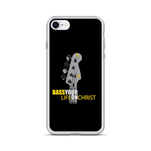 Bass your Life on Christ iPhone Case