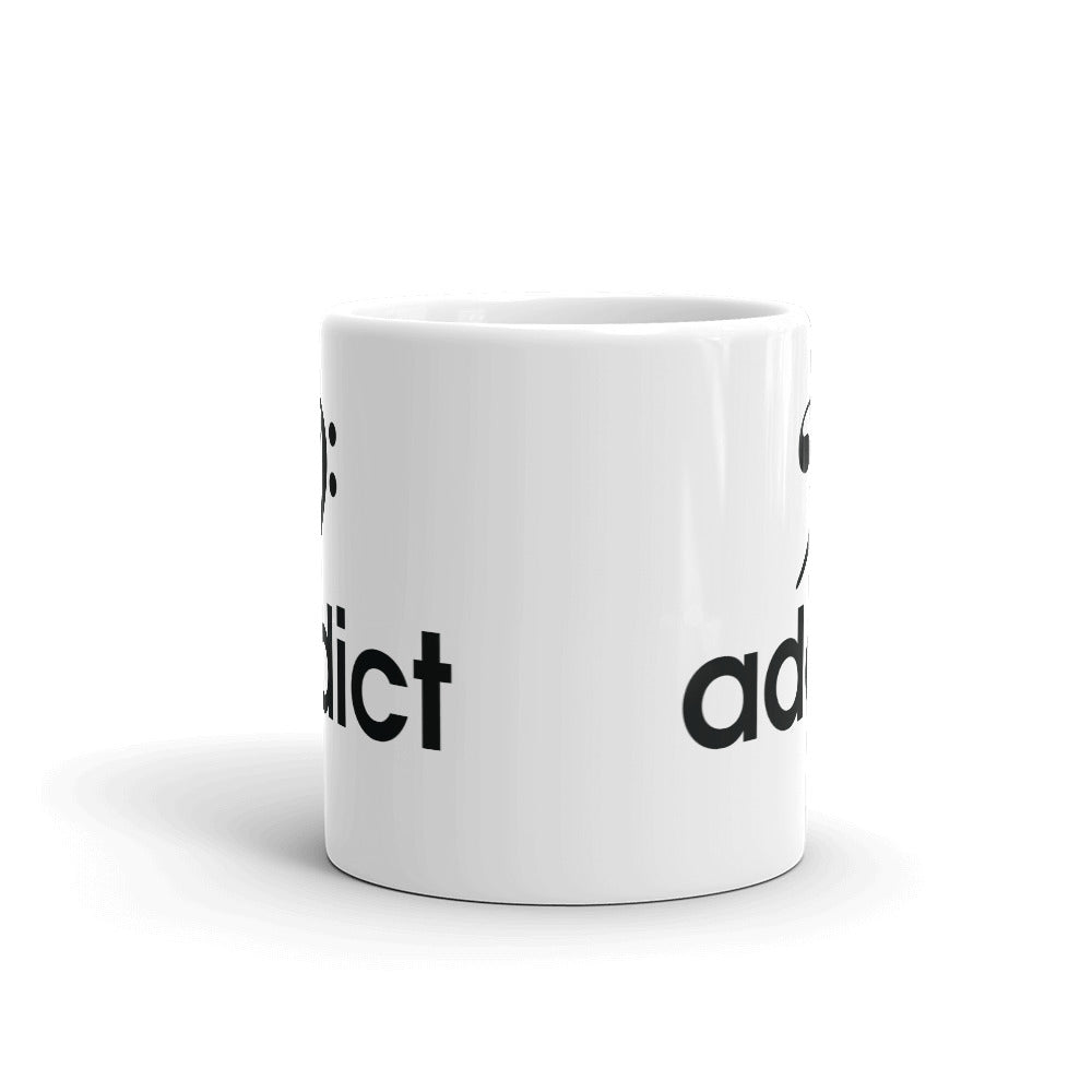 Bass Addict Mug - Lathon Bass Wear