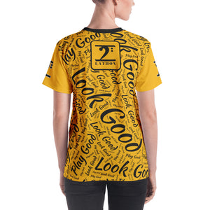 Women's T-shirt - Lathon Bass Wear